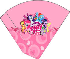 Imprimibles De My Little Pony Gratis Dale Detalles