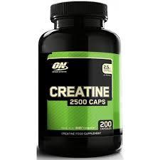 optimum nutrition creatine 2500mg 200