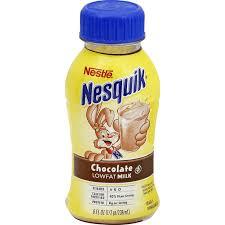 nesquik milk lowfat chocolate 1