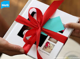 blurb gift ideas for this holidays