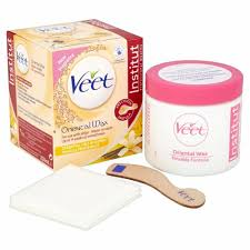 veet essential oriental wax oils and