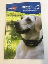 Havaheart Radial Shape 2 Wireless Pet Training Fence 1 Collar Brand New 0009 Ebay
