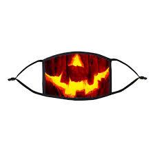 Jack O lantern Face Mask – TerrorThreads