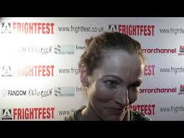 Arrow Video FrightFest 2018: Selina Giles interview - YouTube