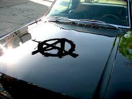 Buy Anarchy Hood V1 Guns Order Anonymous Car Truck Vinyl Sticker Decal