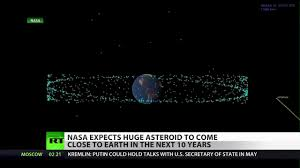 Asteroid horror: NASA's Friday 13th fears over huge space rock ...