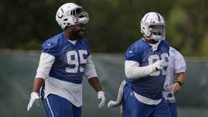 Insider: Colts have to like Hankins' early swagger