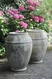 pottery pots containers planters