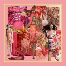 fashion mood boards for spring 2007