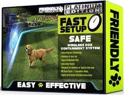 Friendly Pet Products Wireless Dog Fence Review