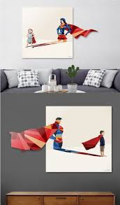 Superhero Home Decor For Themed Rooms Parties