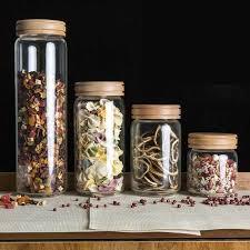 storage jars bottles sets sealed cans