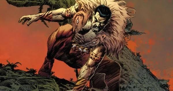 """Resultado de imagem para Kraven, o Caçador"""""""
