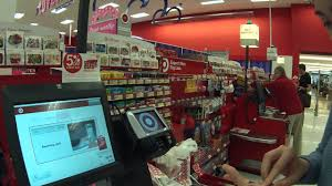 20160127 day 22 self checkout at target