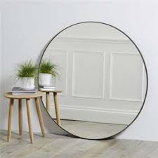 round mirrors in various sizes