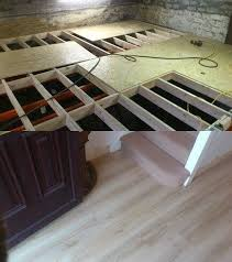 how to repair a rotten floor mac