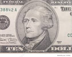 Hamillton ten-dollar-bill-hamilton-stock-image-723334 | Flickr