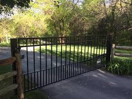 Single Swing Classic Gates
