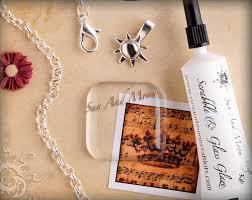 glass tile pendant kit easily make