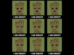 Save The Galaxy Plant A Groot Vinyl Decal