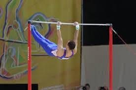 mild steel horizontal bar gymnastics