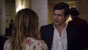 Spotted: Jason Ralph in Younger : brakebills