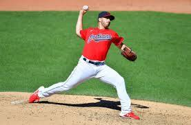 Aaron Civale is the perfect compliment to Shane Bieber in Cleveland