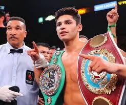 AS COLOR Ryan García: el influencer que maravilla en el boxeo mundial -  AS.com