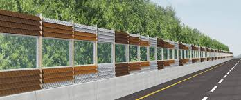 Oem Supply Tube Garden Fence Panels Acrylic Transparent Noise Barrier Jinbiao Manufacturers And Suppliers Jinbiao