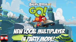 Angry Birds Go! - New Update Local Multiplayer - iOS / Android ...