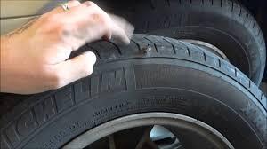 3 sidewall puncture tire plug