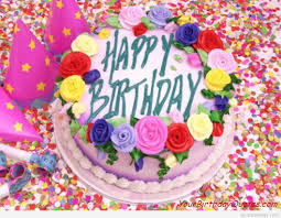 happy happy birthday quote cake hd backgrounds