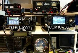 tranceivers icom ic 7300 et yaesu ft 991