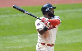 Indians outfielder Abraham Almonte suspended 80 games for PEDs ...