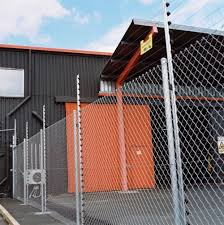 Electric Perimeter Security Fence America Fence