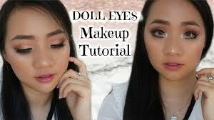 anese doll eyes tutorial