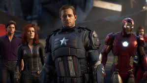 Avengers Game Release Date Set for ...