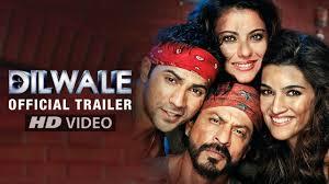 dilwale starring shah rukh khan kajol