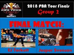 2018 pba tour finals group 2 stepladder