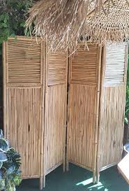 Bamboo Screen Divider