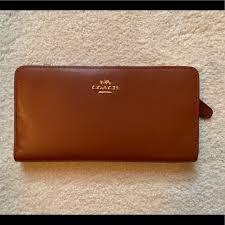 coach bags brand new brown skinny