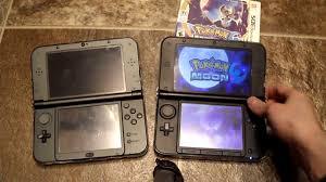 Pokemon Sun and Moon Speed Test on New nintendo 3DS XL vs Nintend ...