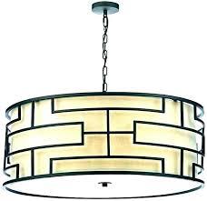 craftsman style foyer chandelier home