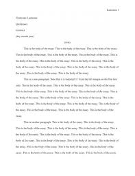 reflective essay exle reflection