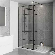 marabese ceramics krittal wet room screen