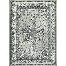 arend oriental red gray area rug with