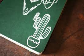 Cactus Bullet Journal Decal Multiple Sizes Available Laptop Decal Laptop Stickers Car Decal Window Decal Bullet Journal Stickers Vinyl Decal The Leather Quill Shoppe