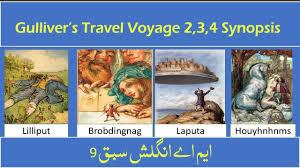 the gullivers travel summary