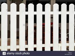 White Wooden Fence Background High Resolution Stock Photography And Images Alamy