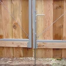 Adjust A Gate Metal Drop Rod Adjust A Gate Gate Kit Driveway Gate Diy